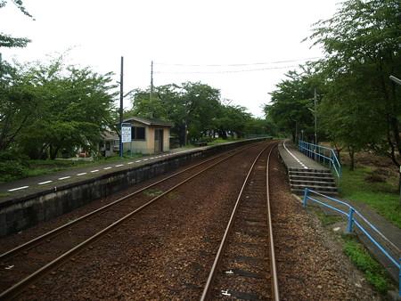 のと鉄道車窓(能登鹿島→穴水)2