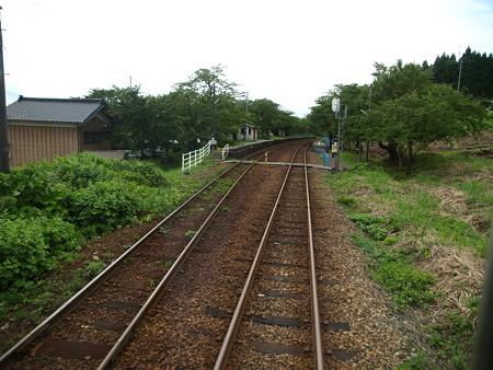 のと鉄道車窓(能登鹿島→穴水)3