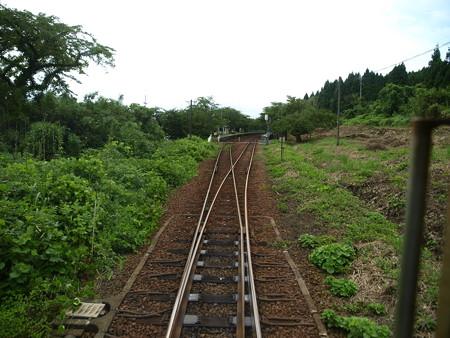 のと鉄道車窓(能登鹿島→穴水)4