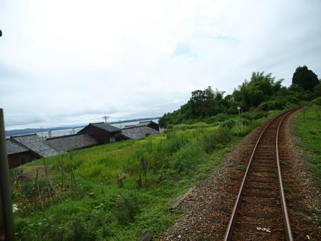 のと鉄道車窓(能登鹿島→穴水)12