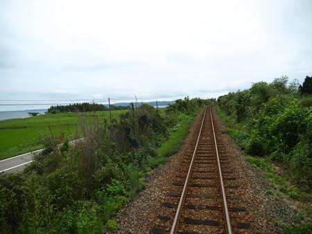 のと鉄道車窓(能登鹿島→穴水)14