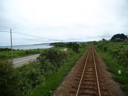 のと鉄道車窓(能登鹿島→穴水)15