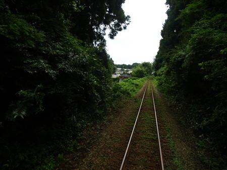 のと鉄道車窓(能登鹿島→穴水)24