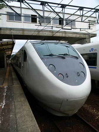 681系(サンダーバード36号)(和倉温泉駅)1