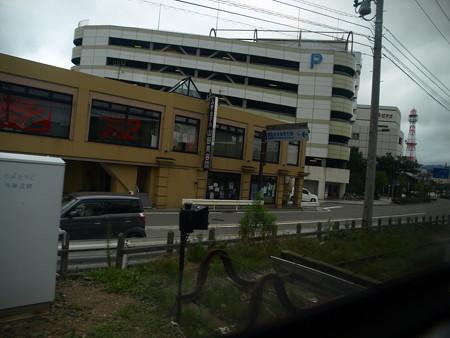 681系(はくたか21号)車窓2