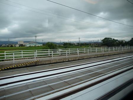 681系(はくたか21号)車窓8