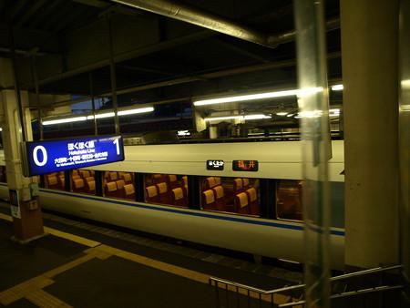 681系(越後湯沢駅)2