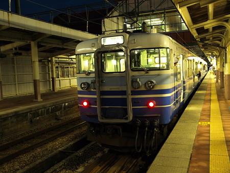 115系(越後湯沢駅)2