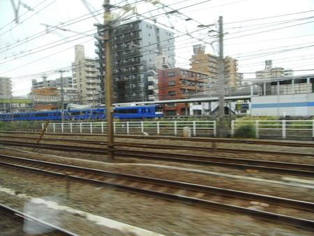 E231湘南新宿ライン車窓1