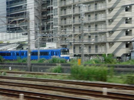 E231湘南新宿ライン車窓2