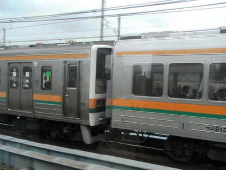 E231湘南新宿ライン車窓6