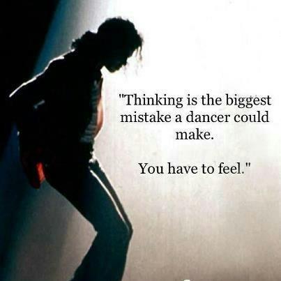 Feel dancing
