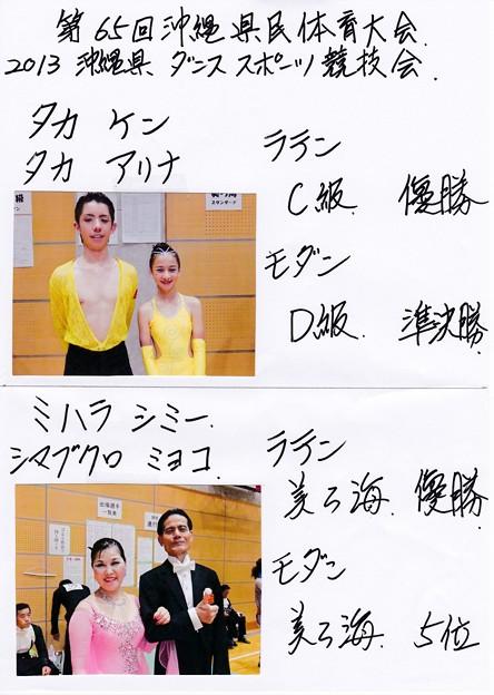 写真: JDSF result (2)