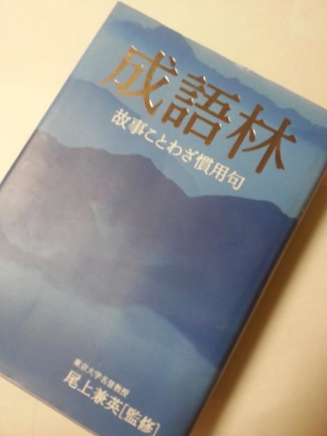 Photos: 成語林