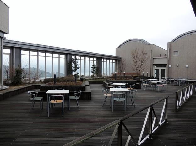 長崎医療センター屋上ガーデン