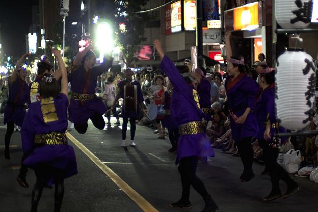 写真: 三鷹阿波踊り2