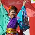 Photos: 2014-01-19 ニコン 二宮よさこい 菜の花富士山 343