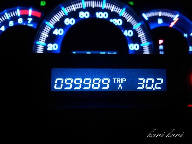もうすぐ10万キロ
