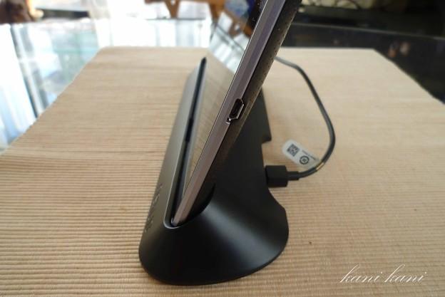 Nexus7+ドッキングステーション