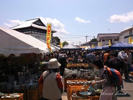 益子町 陶器市