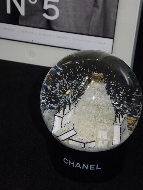 CHANEL NOEL 2012