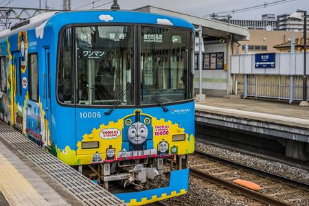 #91 トーマス列車