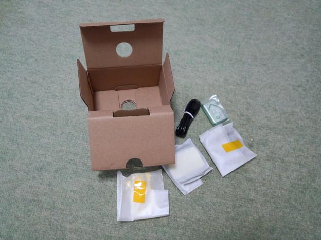 Photos: SONY HDR-AS30V 開封