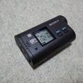SONY HDR-AS30V 開封 (終)