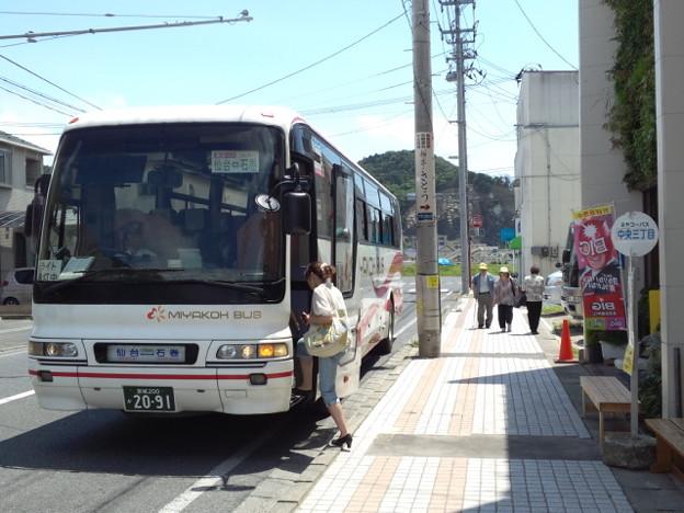 フォト蔵ミヤコーバス 中央三丁目→...アルバム: Twitter (607)写真データフォト蔵ツイート