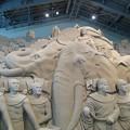 Photos: 砂の美術館10 アンコールワット6
