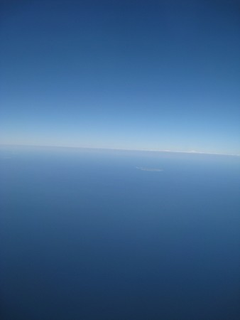 どっちが海?