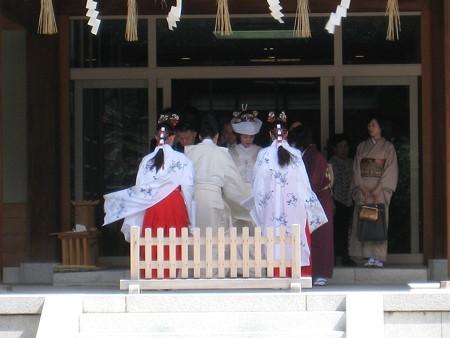 熱田神宮07 結婚式1