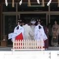 写真: 熱田神宮07 結婚式1