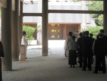 熱田神宮11 結婚式5 本宮