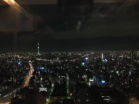 マンダリンからの夜景4