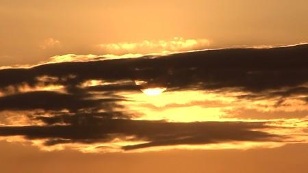 鋸山展望9―夕陽4