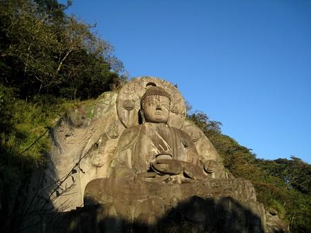 鋸山日本寺 大仏2