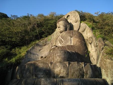 鋸山日本寺 大仏4