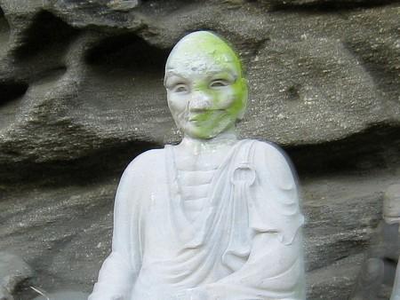 鋸山日本寺 千五百羅漢道15