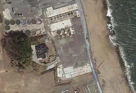 311津波の爪痕3:相馬郡新地町大戸浜1