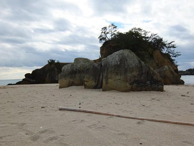311津波2年後:奥松島室戸島 大浜2