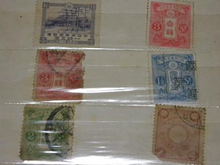 1銭とか2銭切手