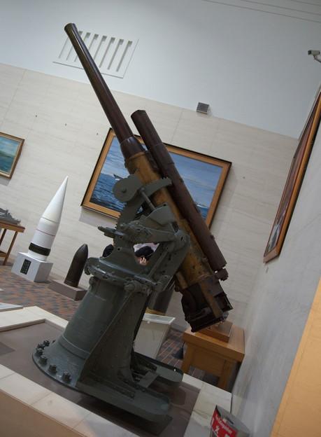 海軍三年式八糎高角砲