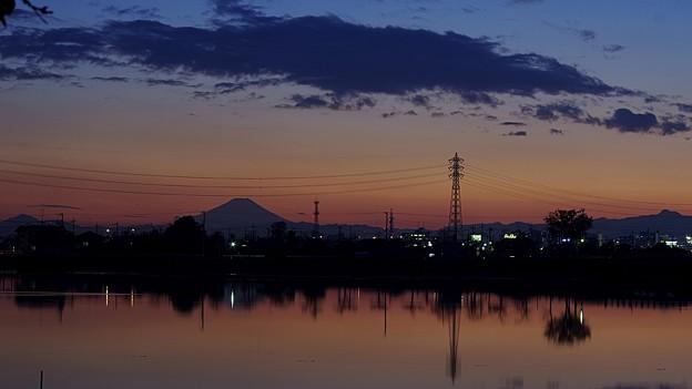 Photos: 富士を眺めて