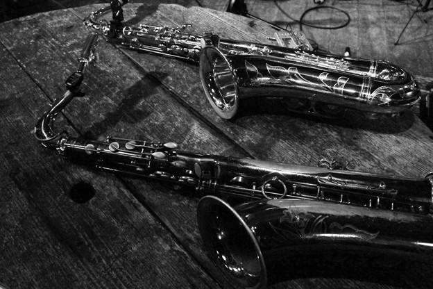 W sax