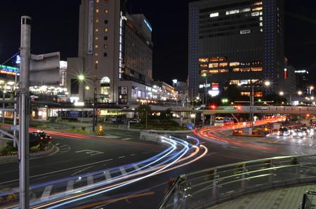 @三宮駅前