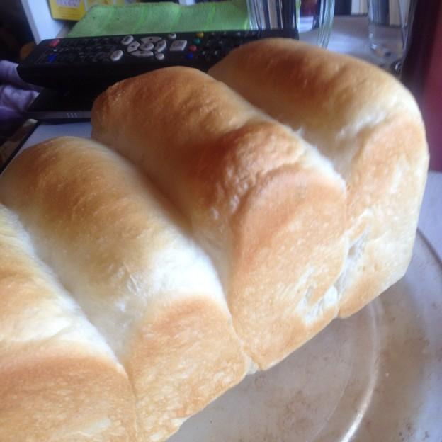 写真: ミルク食パン