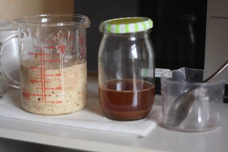自家製酵母