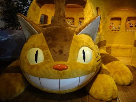 ネコバス 実寸大? (1)