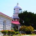 写真: 美保関灯台2